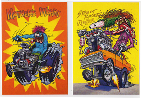 Rat Fink series 1