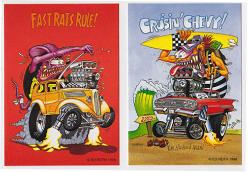 Rat Fink series 2