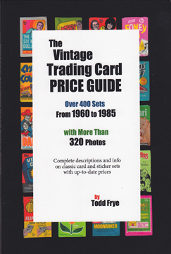 Todd Frye Price Guide